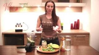"""liquid Nutrition"", Happy Hemp Smoothie, Ep 11"