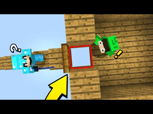 THE BEST TRAP EVER IN MINECRAFT... (Minecraft Trolling)
