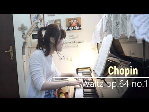 Sherry_Chopin - Waltz Op.64 No.1 蕭邦-小狗圓舞曲