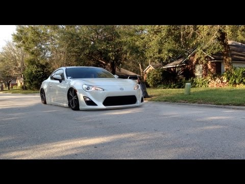 FRS/BRZ - BC Racing Coilovers