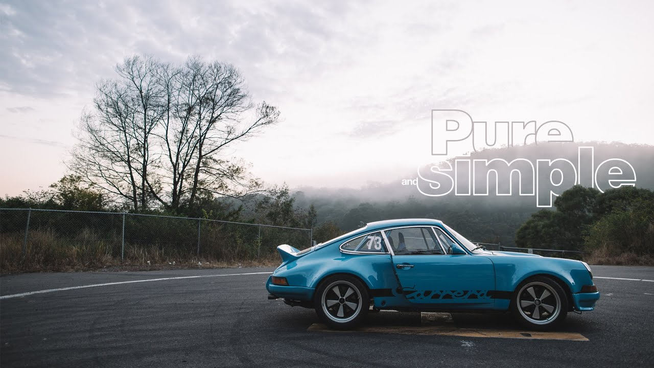 1970 Porsche 911 RSR Tribute: Pure And Simple - Petrolicious