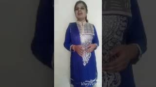 sunn saha vargya ve singing time gurleen kaur