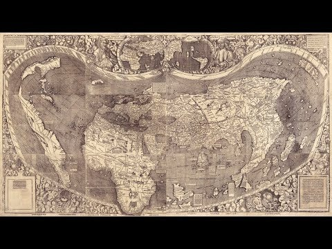 How Bold Errors On Old World Maps Shaped The 21st Century