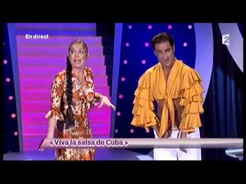 Constance [46] et Florent Peyre [49] Viva la salsa de Cuba - ONDAR