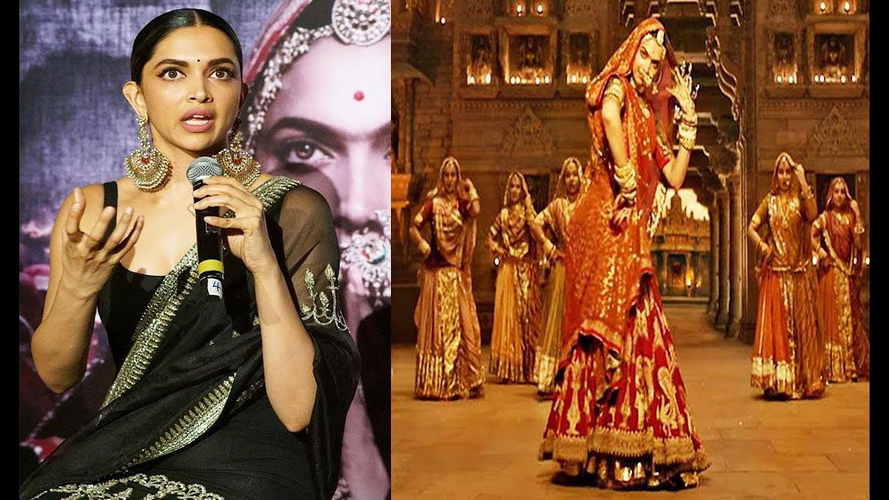 Deepika Padukone Shares Experience About Shooting For ...