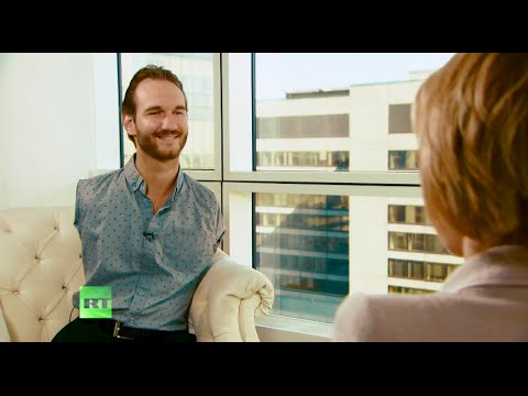 Nick Vujicic Easter Sunday special on Worlds Apart