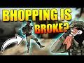 CS:GO - Bunny Hopping Is Broken?