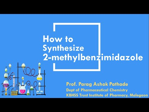 synthesis-of-2-methyl-benzimdazole-from-o-phenylene-diamine-(opd)
