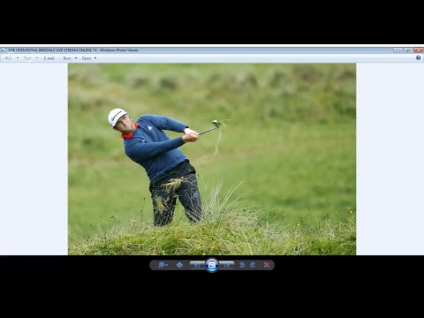 Watch The Open – Royal Birkdale Live Stream Online TV