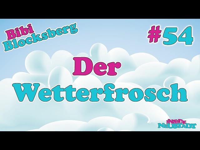 Inside Neustadt #54 Der Wetterfrosch