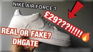 Nike Air Force JDI 07 Premium from DhGate with BOX!