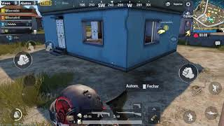 Pubg MObile iPhone 6S Plus Gameplay HD Squad 1 Place