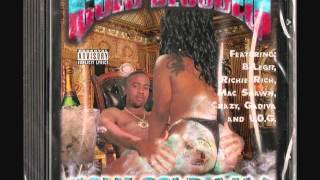 Cold Blooded - How Cold Am I - Can I Spit,Crazy,L.O.G.,B-Legit,NEW ORLEANS G-FUNK RAP