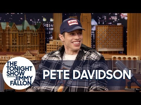 Pete Davidson Confirms His Engagement To Ariana Grande Mp3