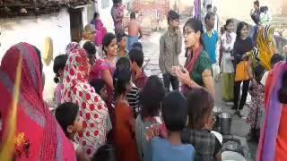 Jiyo Care of life Gopiganj...Nukkad sabha sikhsha