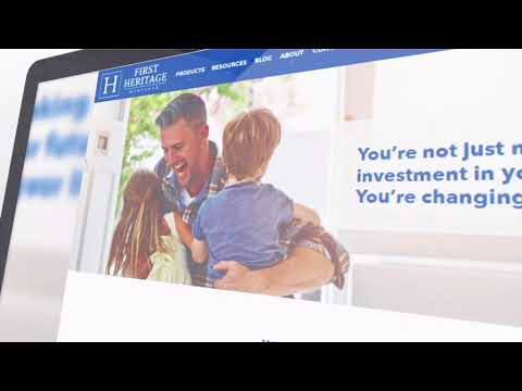 First Heritage Mortgage Brand Launch 2018