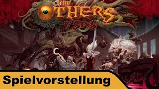 The Others: 7 Sins - Brettspiel - Spielvorstellung - Gen Con 2016