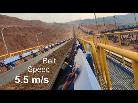 C2089 Sahakol Mae Moh 8 FLSmidth Conveyor System