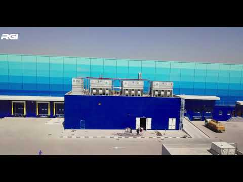 Nesto Supermarket & Retail Distribution Center in Technopark, Dubai, United Arab Emirates