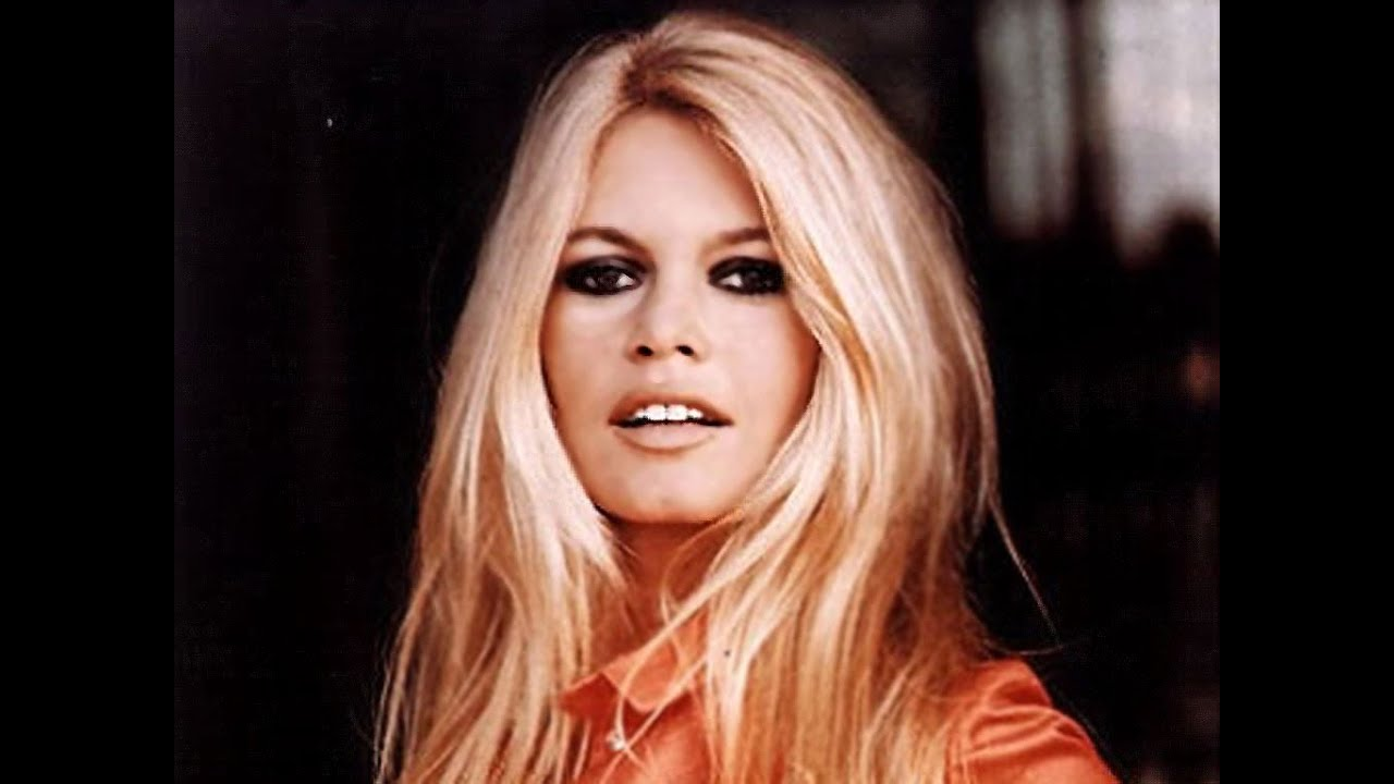 brigitte bardot tutorial - youtube