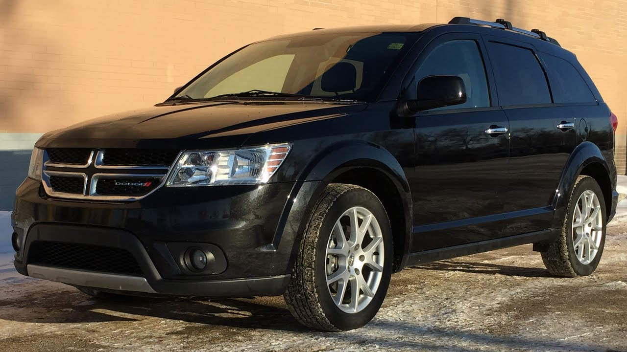 Journey 2017 Rt >> 2013 Dodge Journey R/T AWD - Navigation, Backup Camera, Heated Seats/Steering Wheel | HUGE VALUE ...