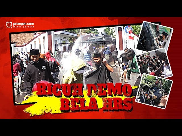 Ricuh Demo Bela HRS