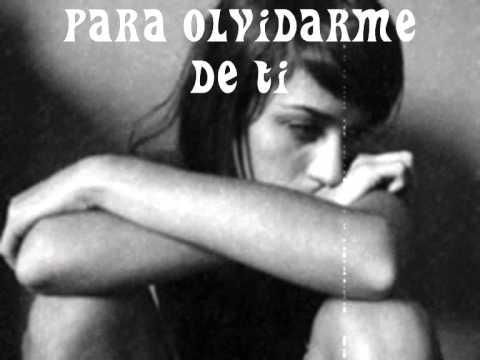 PARA OLVIDARTE-MILLY QUEZADA.