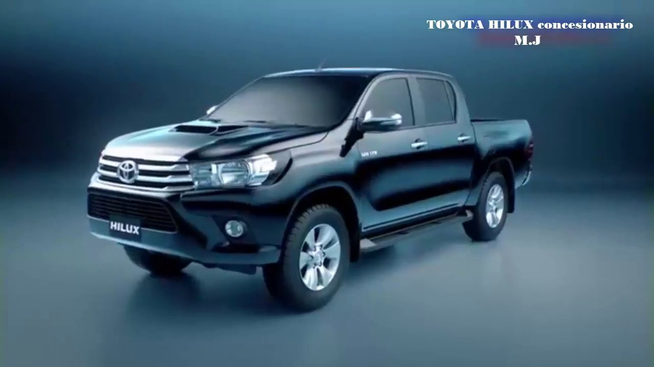 2018 toyota hilux. Perfect 2018 TOYOTA HILUX 2017 2018 DE LUJO And Toyota Hilux