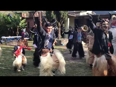 【HD】 UNION DE CARDENAS 8/12/2016 Danza de los diablos