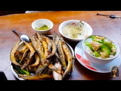 Download Cambodian Family Food At Province - Cooking Lifestyle In Asia - Asian Family Food