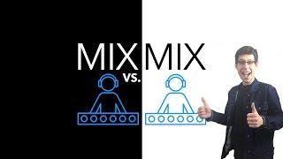 Mix vs Mix (Part 3): Mixing Drums