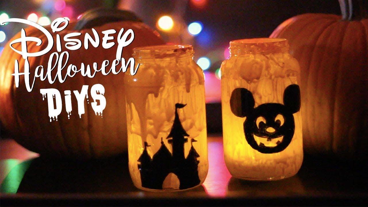 Disney Halloween Pictures.Diy Disney Halloween Decor Accessories Easy Cheap Ideas Youtube