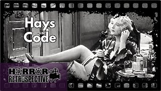 hays code Early 20th century movies had surprising freedom of expression then hays changed everything | see more ideas about roaring 20s, black cats and cinema posters.