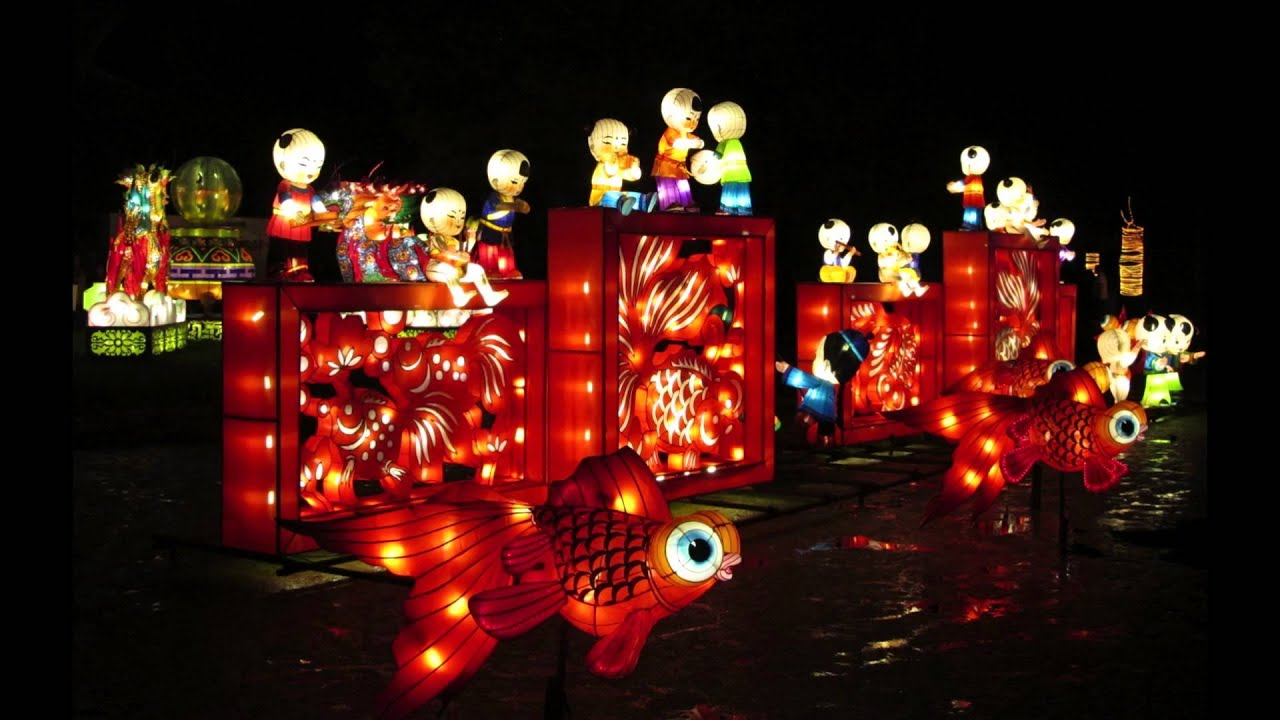 Chinese Lantern Festival 2013 Dallas - YouTube