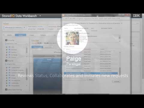 IBM StoredIQ For Legal - EDiscovery