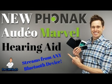 Phonak Audeo M (Marvel) Bluetooth Hearing Aid Review | Made