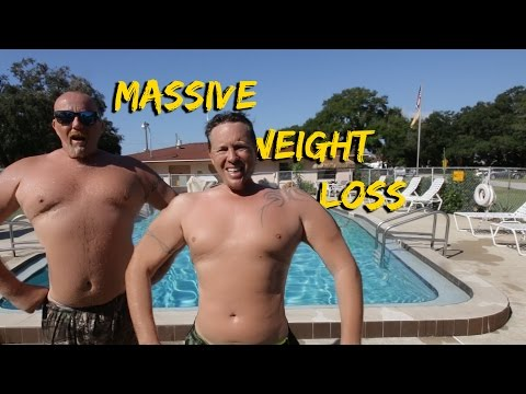 MASSIVE WEIGHT LOSS  - USA ROAD TRIP DAY 20