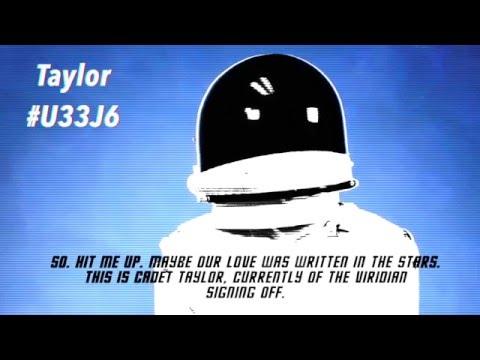 Dating Profile - Cadet Taylor