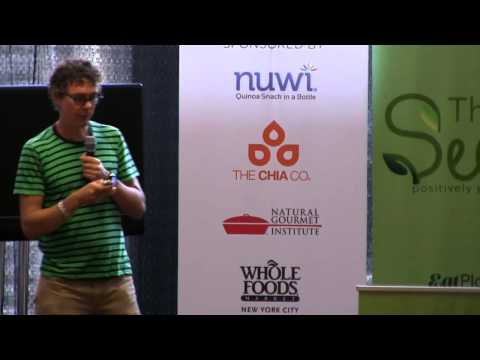 Scott Jurek - Food as Fuel: Plant-based Food for Endurance Athlete