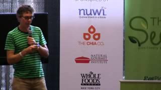 Scott Jurek - Food as Fuel: Plant-based Food for Endurance Athlete