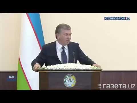 """""""Настоящая цена мяса 250 тысяч сумов"""" - Шавкат Мирзиёев"""