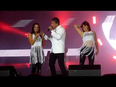 Gazebo( I like chopin)live Zator Energylandia13.08.2016 - 80's Festival Part.5