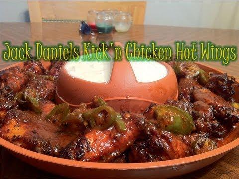 Kick'n Chicken Hot Wings Recipe