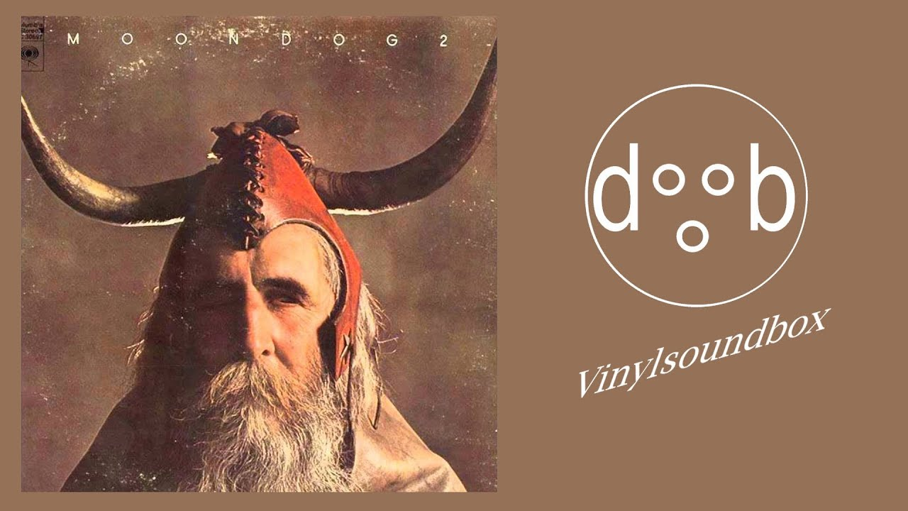 Moondog - Moondog 2 |FULL ALBUM|