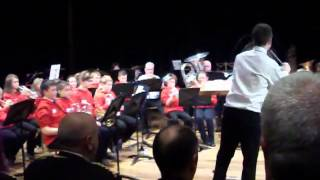 Deiniolen Youth Band - Rivers of Babylon