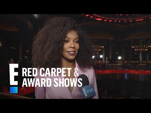 """Why Gabrielle Union Didn't Train Hard for """"Breaking In"""" 