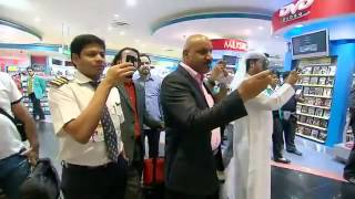 Dubaï Dance Attack à l'aéroport de Dubaï
