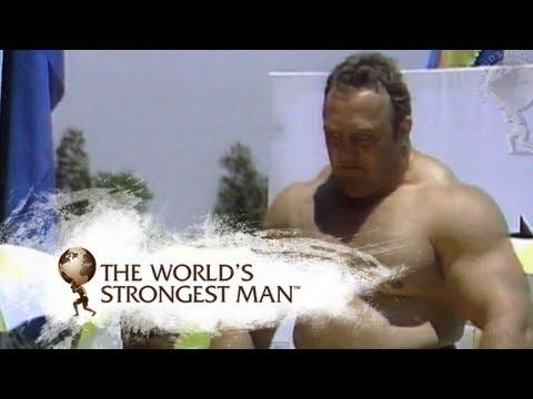 Bill Kazmaier | World's Strongest Man