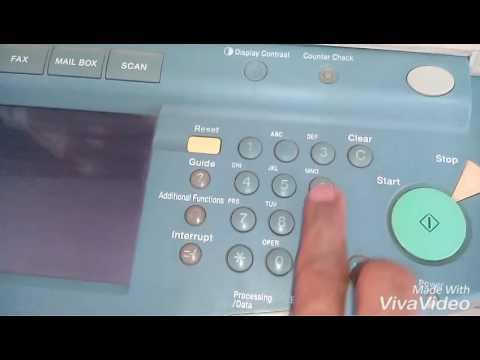 Xerox Machine 3300 canon 3300 xero...