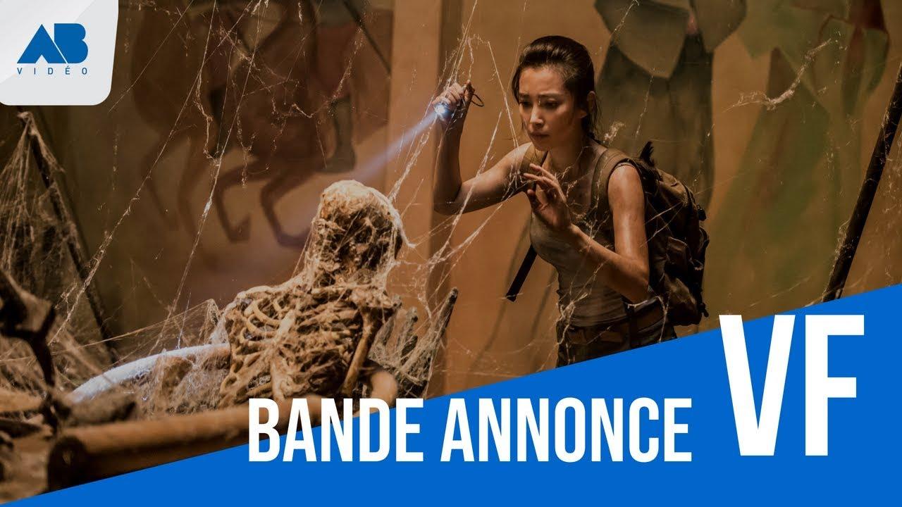 GUARDIANS OF THE TOMB : BANDE ANNONCE VF HD
